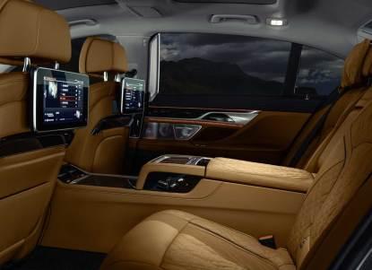 BMW 7 SERİSİ