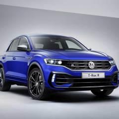 300 HP'lik Volkswagen T-Roc