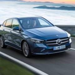 Yeni Mercedes B-Serisi Türkiye'de