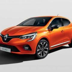 Yeni Renault Clio'ya beş yıldız