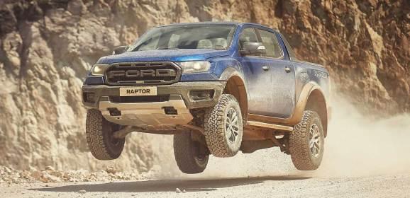 Yenilenen Ford Ranger Türkiye'de