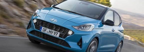 Hyundai i10 tamamen yenilendi