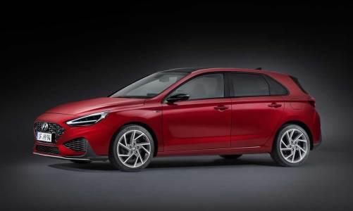 Kompakt Hyundai i30 makyajlandı