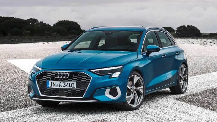 Audi A3 Sportback tamamen yenilendi