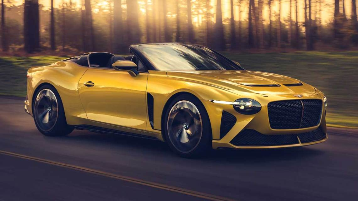 Lüksün yeni simgesi: Bentley Bacalar