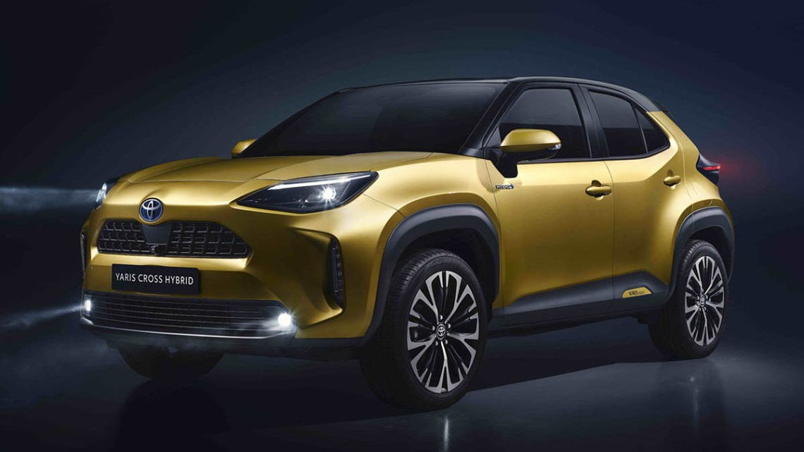 Toyota'dan tamamen yeni SUV