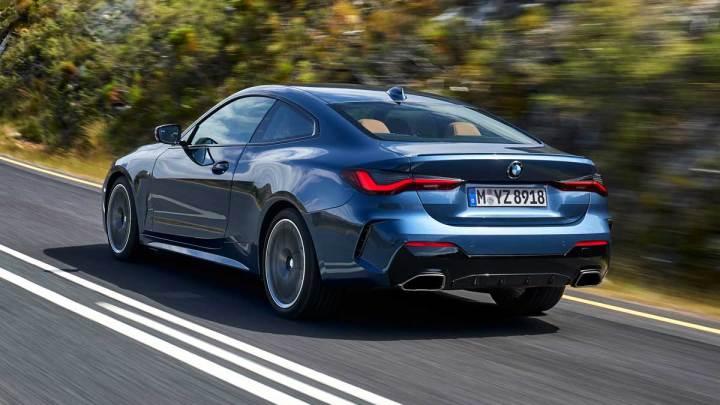 Yeni BMW 4 Serisi Coupe Türkiye'ye geldi