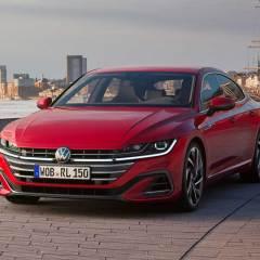 Volkswagen Arteon makyajlandı