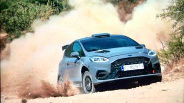 FORD FIESTA RALLY 3
