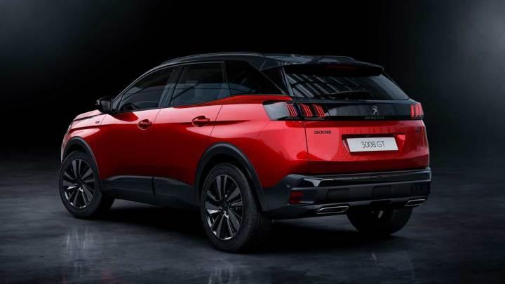 Peugeot'nun kompakt SUV'u 3008 makyajlandı