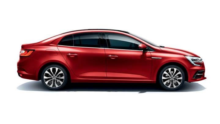 Renault Megane Sedan yenilendi
