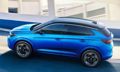 Opel Grandland yenilendi