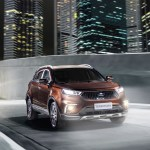 Ford Territory 2020.