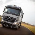 Novo Mercedes-Benz Actros.