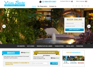 Villas Sacbe Playa del Carmen by Automated Contacts