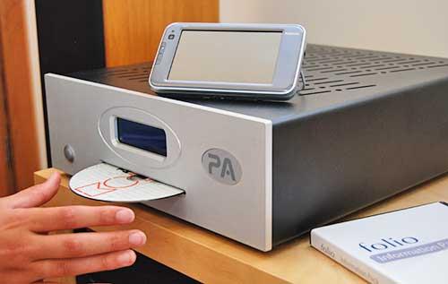 Pinnacle Audio Folio Music Server
