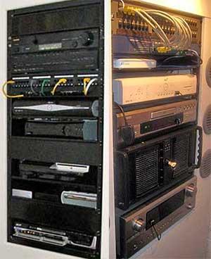 Home Automation Racks