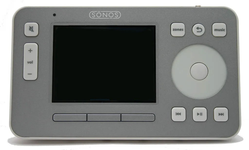 - sonos controller1 - Replacing Your Sonos CR100 Controllers with iPort xPRESS Keypads – Automated Home