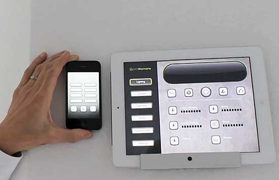 Video: OpenRemote Demos Application Integration on iPhone and iPad ...