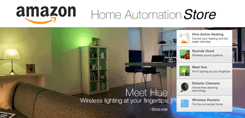 Amazon Home Automation Store