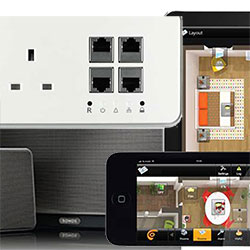 Home Automation Systems and Technology Choices
