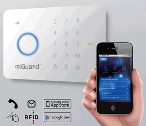 miGuard Smart Home Alarm
