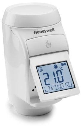 Honeywell evohome radiator TRV