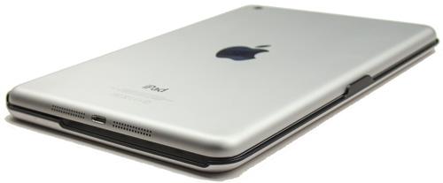 Snugg iPad mini Bluetooth Keyboard / Case - Back