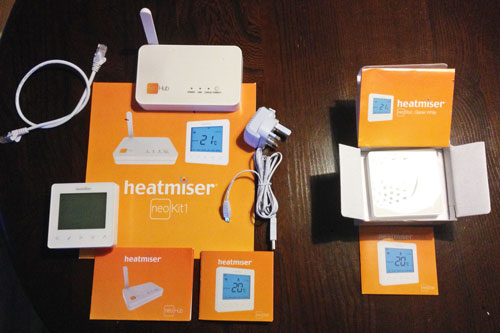 HEATMISER neohub f/ür Wi-Fi Control of neostats