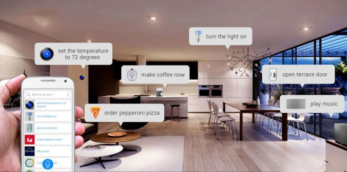 1 How Smartphones Will Control The House of Future