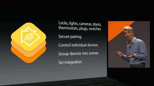 Apple Smart Home API Features