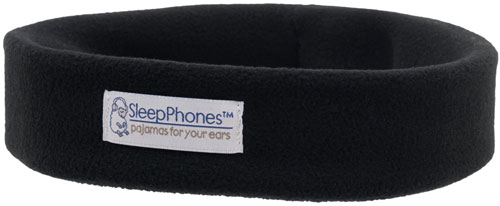 SleepPhones Black Wireless