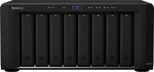 Our New Home Server Isn't a Server – The Synology 1813+ NAS Review
