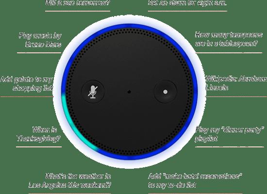 Amazon Echo Examples