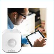 D-Link mydlink Home Automation - Wi-Fi Motion Sensor