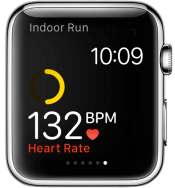 Apple Watch Work Out App