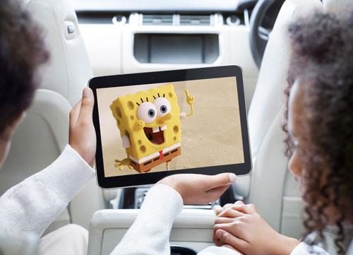 Sky Q App In Car