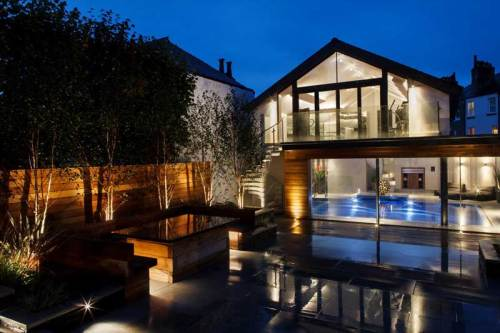Harrogate Villa - Brilliant Lighting