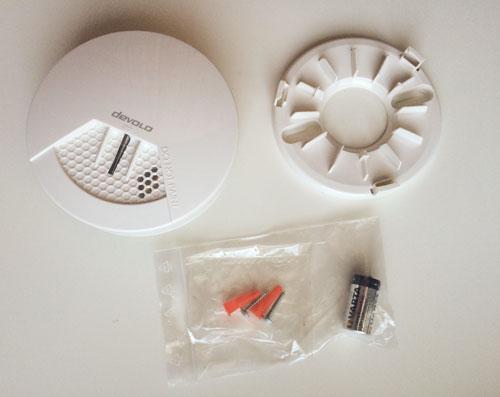 Devolo Home Control - Smoke Detector Box
