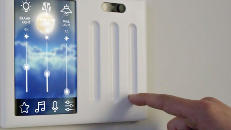 Video Brilliant Control Is Cool New Smart Home