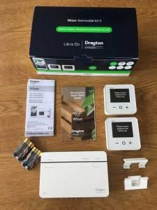 Draytek Wiser - Kit contents