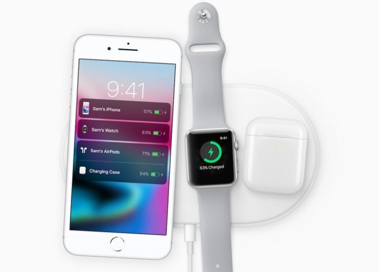 Apple AirPower Wireless Qi Charging Mat
