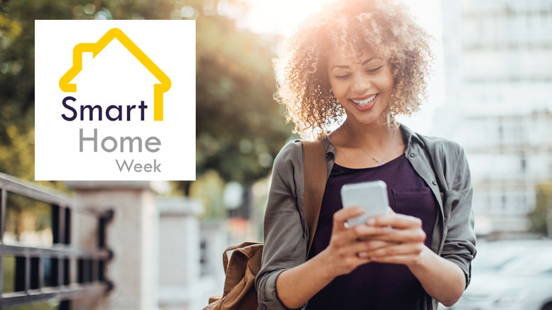 Smart Home Week  - smart home week 2018 - Smart Home Week Reveals 43% Already Have the Tech – Automated Home