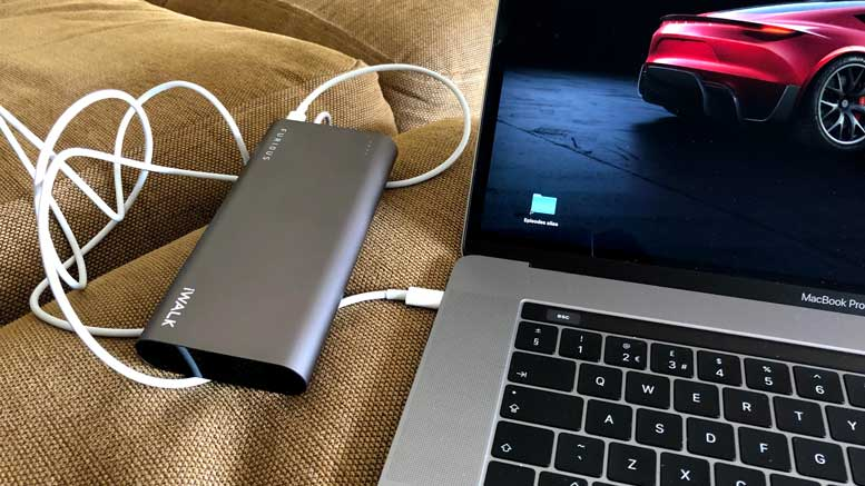 iWalk Battery for MacBook Pro  - iwalk battery 2 - iWalk Affordable USB-C PD 45W Battery to Power 15″ or 13″ MacBook Pro – Automated Home