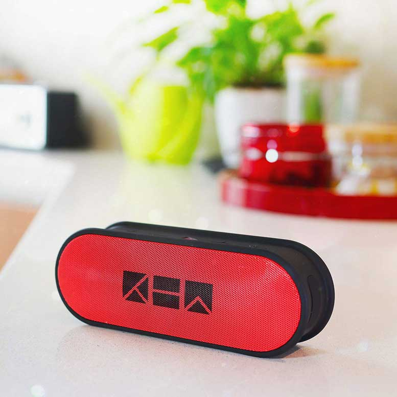 - kew labs 2 - Chance to Win New Kew Labs K1 Portable Bluetooth Speaker – Automated Home
