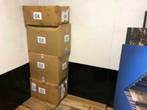 Boxes For Moving House