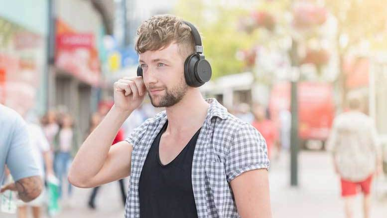 KitSound District Headphones