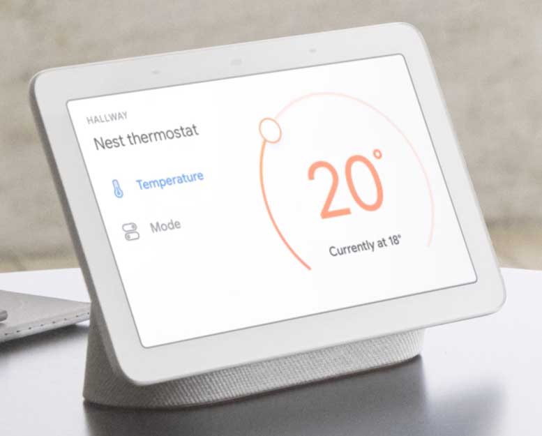 Google Home Hub - Smart Home Control