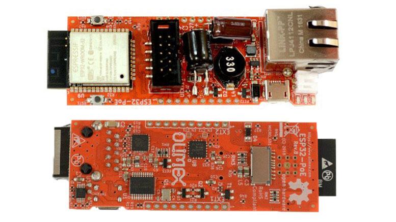 Olimex PoE Dev Board
