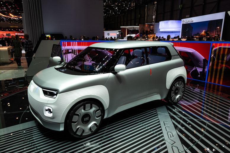 The Fiat Centoventi - Future Fiat Panda?
